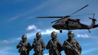 military mens