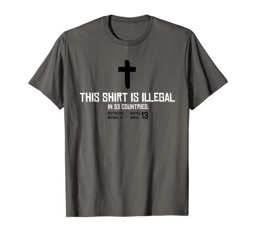 Christian-T-shirt